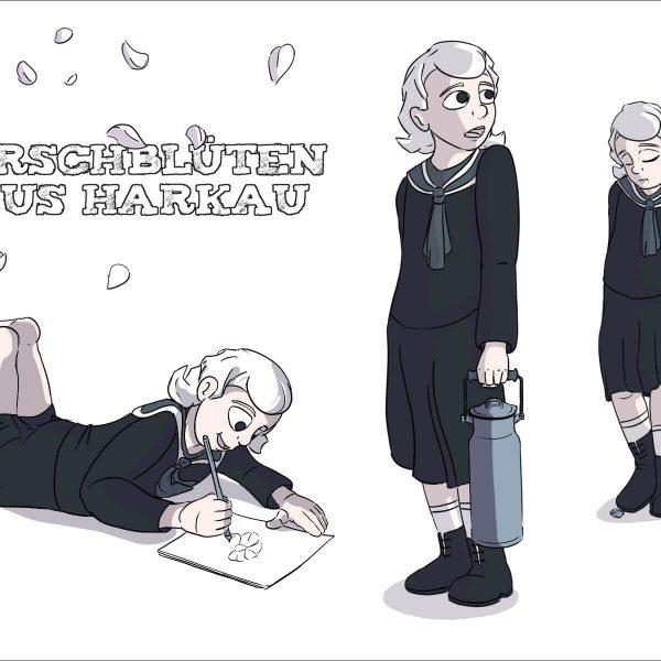 Der Character Luise Pratscher aus Harkau